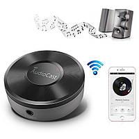 Audiocast AirPlay Wi-Fi адаптер аудио ресивер беспроводное подключение iPhone iPad 24-бит/96кГц