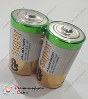 Батарейка 1,5V D LR20 GP Super Alkaline