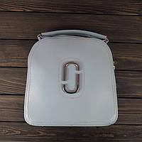 Сумка рюкзак голубого цвета, фото 1