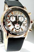 Часы Romanson TL7239HMRG WH кварц. Chronograpaph
