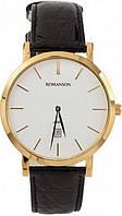 Часы Romanson TL5507CXGD WH кварц.