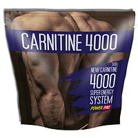 Жиросжигатель Power Pro Carnitine 4000 500g