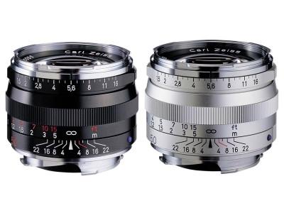Объектив Carl Zeiss С Sonnar T* 1.5/50 ZM Silver/Black