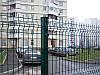 """Секція """"ЕКО КОЛОР"""" 200х50 прути 3/4 мм 2.03/2,5 м оц+ПВХ (Зелена)"""