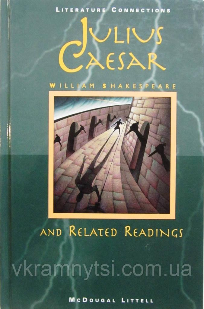 Julius Caesar by William Shakespeare | «Юлій Цезар». Автор: Вільям Шекспір. Англійською мовою