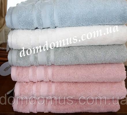 "Махровое полотенце сауна ""Vip Penye"" 90*150 ( 100% хлопок) Puppila, Турция 5058-Royal"
