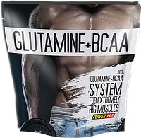 Глутамин Power Pro Glutamine+BCAA 500g