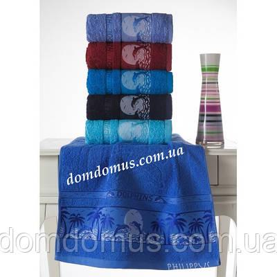Махровое полотенце 50*90 см Philippus 6 шт./уп.,Турция 378
