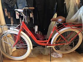 Дамский ретро велосипед Fiesta