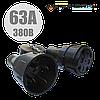 Разъем СП-063 63А 380В