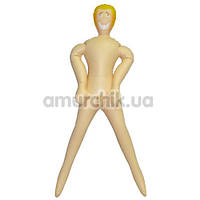 Надувная кукла-прикол Travel Size John Blow Up Doll