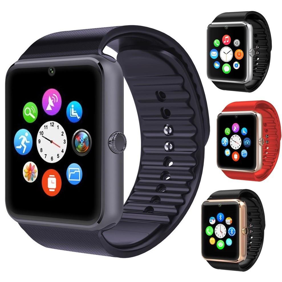 Умные часы Smart Watch GT-08, часы смарт вач GT-08, электронные смарт часы, смарт часы Акция!, реплика, отличное качество!