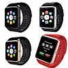 Умные часы Smart Watch GT-08, часы смарт вач GT-08, электронные смарт часы, смарт часы Акция!, реплика, отличное качество!, фото 9
