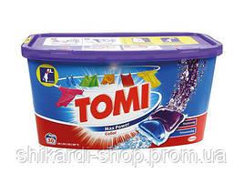 Tomi (Persil) Color капсулы для стирки цветного, 30 шт.