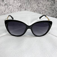 Очки Chanel Sunglasses Butterfly Pearl Polarized 5338-H Black реплика