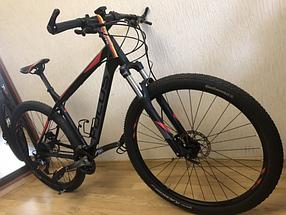 Горный велосипед найнер Focus whistler 29