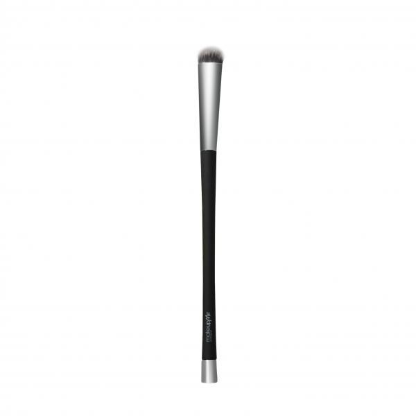 Кисть с коротким ворсом для нанесения теней и проработки нижнего века Make Up Me ММК007 - MMK007