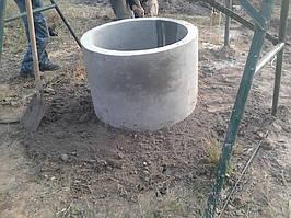 Выкопали питьевой колодец в с.Рудня Броварской раен. -1