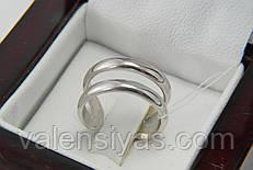 Серебряное кольцо на большой палец
