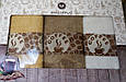Набір кухонних рушників махрових 40*60 см 3 шт. PHILIPPUS, Туреччина, фото 2