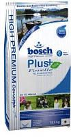 Корм беззерновой Bosch (Бош) HPC Plus Forelle Kartoffel для взрослых собак всех пород с форелью и картофелем, 1кг
