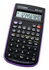 Калькулятор Citizen SRP-145NGR научный, 86 формул, программируемый, фото 3