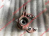 Кулак поворотный Заз 1102 1103 таврия славута правый в сборе, фото 2