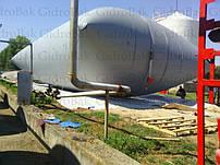Газгольдер на нефтебазе