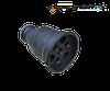 Розетка кабельная каучуковая 25А 380В Tenpo