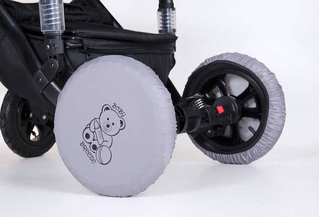 Чехлы на колеса 0341 диаметром 25-31 см, фото 2