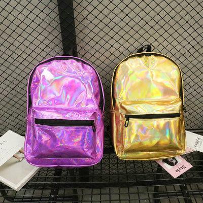 Молодежный голограммный рюкзак