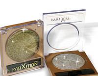 Тени для век (с эластичными блестками) MaxMar