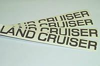 """Наклейка на  автомобиль  """"Land Cruiser"""" 300*30 мм"""