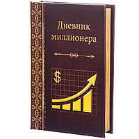 Книга-сейф Veronese Дневник миллионера 26х17х5 см 111UE
