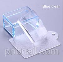 Квадратный  прозрачный штамп