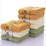 Швидковисихаючий 100% бамбуковий рушник Bamboo towel 70 * 140 см., фото 2