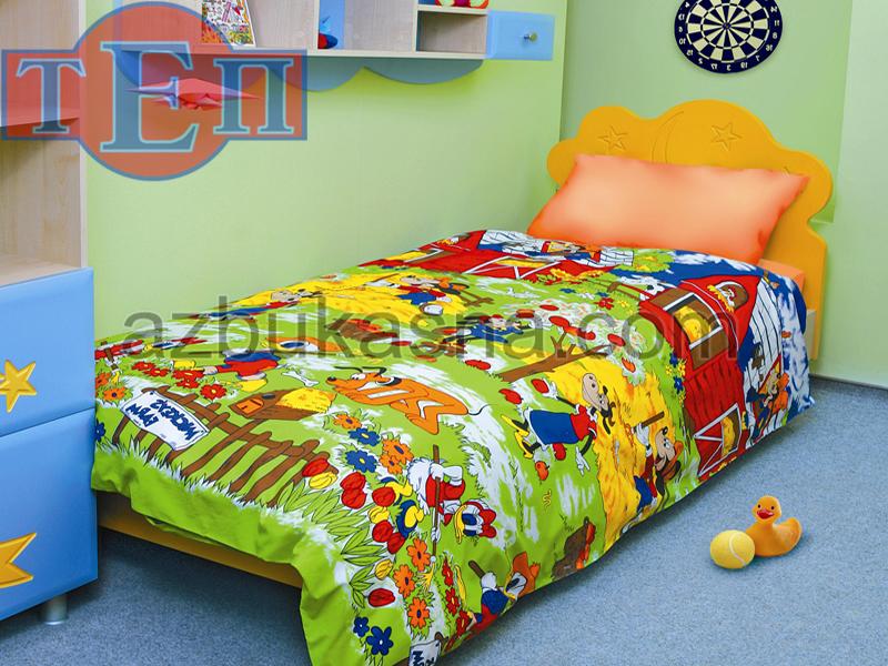 535 Дисней Подростковое постельное ТЕП