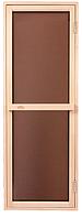 Двери для сауны «Bravo Sateen»