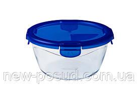 Форма для запекания с крышкой Pyrex Cook & Go 287PG00 15 см