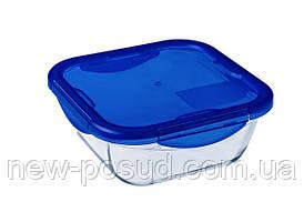 Форма для запекания с крышкой Pyrex Cook & Go 285PG00 16 см