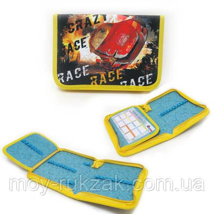 """Пенал одно отделение Josef Otten """"Crazy race"""" DH-18296/DH-18292, арт. 524209, фото 2"""