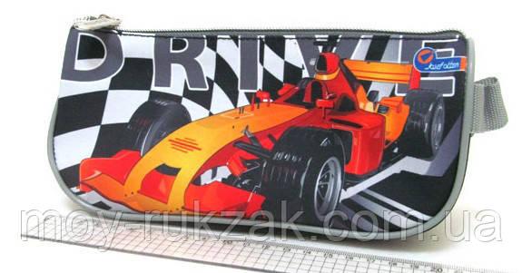 """Пенал косметичка, одно отделение Josef Otten """"Racing car"""" SM-18143, арт. 524237"""