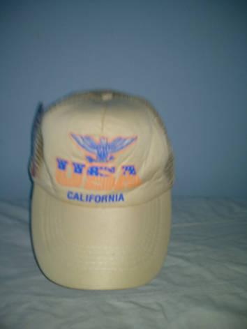Бейсболка мужская CALIFORNIA, фото 2