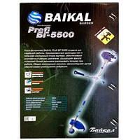 Коса бензиновая Baikal БГ-5500    (1 нож (3Т), 1 катушка)