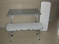 Набор кемпинговой мебели  ТА-486Стол+2 скамейки