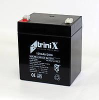 АКБ 4 Ач, 12 В Свинцово-кислотная аккумуляторная батарея