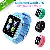 Смарт часы детские  V7K с камерой и GPS