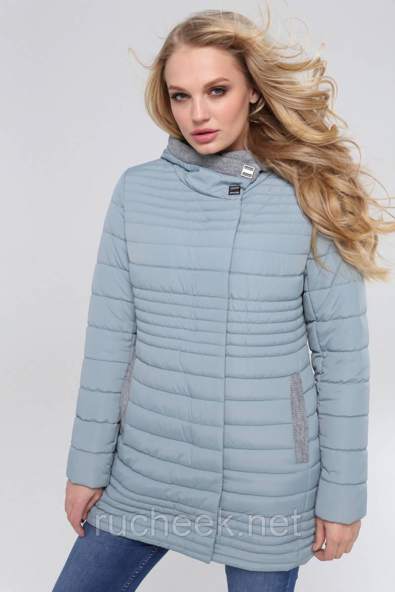 Женская куртка большие размеры Розалия р-ры 48 - 56,  TM NUI VERY
