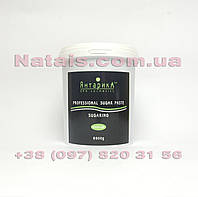 Black Medium (Средняя) сахарная паста для шугаринга ЯнтарикА 800 грамм