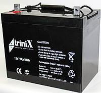 АКБ 75 Ач, 12 В   Свинцово-кислотная аккумуляторная батарея